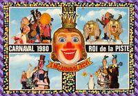 NICE - Carnaval 1980 - Roi de la Piste