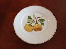 """Anna Weatherley John Hooker Fruits Quince Dinner Plate 10.5"""""""