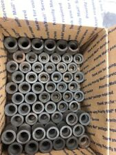 "LOT OF 80 1/2"" Socket Weld Black Forged Steel  Coupler Made In Italy"