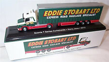 EDDIE STOBART SCANIA T SERIES CURTAINSIDE H777 KERRY JANE 1:76 New Boxed