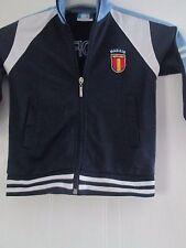 Madrid Spanish Football Jacket Size Medium Boys  /41190
