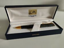 Caran d'Ache Vintage Equinox Grey Marbled Ballpoint Pen
