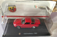 "DIE CAST "" 1000 BIALBERO - 1962 "" + TECA RIGIDA  BOX 2 SCALA 1/43"