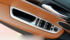 FOR BMW X5 E70 08-13  Interior Accessories Door Window Lift Regulator Cover Trim