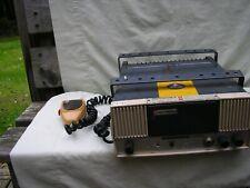 Vintage Motorola Micor 2-Way FM Mobile Radio Business Dispatcher Parts  Working?