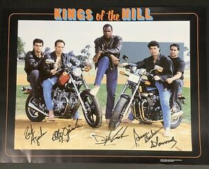 New York Mets Poster 24x18 Kings of the Hill Baseball Aguilera Ojeda Gooden +2