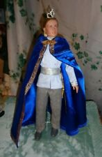 "XRARE-TONNER 17"" VINYL DOLL BLOND PRINCE CHARMING-EXCELLENT!CINDERELLA SERIES"
