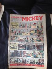 journal de Mickey n° 202 de 1938