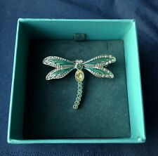 Dragonfly brooch by Past times new in original box.