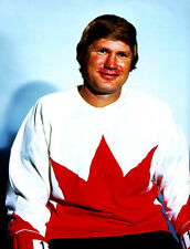 Vic Hadfield team Canada 1972 8x10 Photo