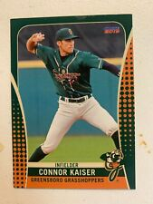 Connor Kaiser 2019 Greensboro Grasshoppers Team Card