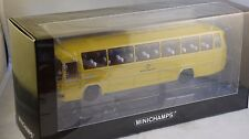 Minichamps 439035191 - MERCEDES BENZ O 302 BUS 1965 DEUTSCHE BUNDESPOST 1/43