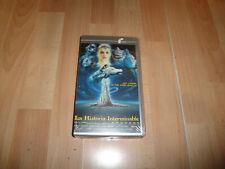 LA HISTORIA INTERMINABLE PELICULA EN VHS DEL AÑO 1989 NUEVA PRECINTADA