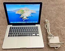 Apple Macbook Pro 13   16GB RAM   1TB SSD   2.4 GHz Intel i5   MacOS Catalina