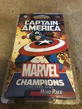 Marvel Champions LCG: Captain America Hero Pack