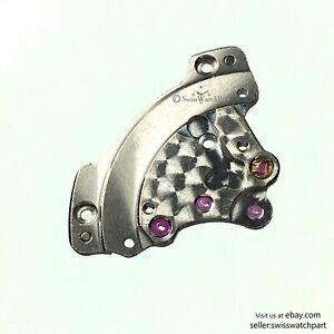 Rolex 3135-110 Train wheel bridge, Watch Movement Caliber 3135 Genuine Parts