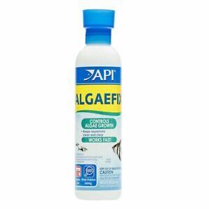 API - AlgaeFix for Freshwater Aquariums - 8 fl. oz. (237 ml)