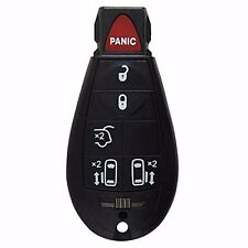 Remote Key Shell Case 6 Button for Dodge Chrysler Grand Caravan Town Country FOB