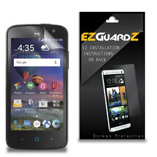 4X EZguardz New Screen Protector Cover HD 4X For ZTE Majesty Pro LTE Z798BL