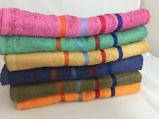 6 x Luxury Towel 100% Egyptian Spa Gym Hotel Cotton Bath  69 x 138 cm Towels