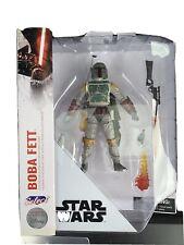 "Star wars Disney Store Diamond Select Boba Fett 7"" Action Figure"