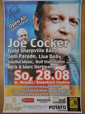 JOE COCKER  2003   orig.Concert-Konzert-Tour- Poster  DIN A1 .