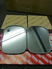 Genuine Toyota Landcruiser FJ40 Mirrors BRAND NEW NOS HJ47 BJ42 FJ45 FJ45 BJ40