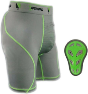 Safetgard Adult Boxer With Cage Cup Ultra Series Size Medium 135-160lb lbs NIP