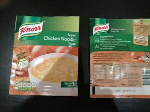 Knorr Chicken Noodle Soup