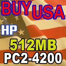 512MB HP Pavilion Media Center s7600n s7620n Memory Ram