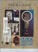 MF-102 - Watch & Clock Review Magazine, March 1989, Character Collectibles