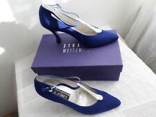 Vintage blue shoes