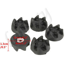 5x Kitchen Aid Clutch Gear Shear 6 Teeth Rubber Coupler Drive For Food Blender