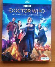 BBC DOCTOR WHO Complete  11th Season Blu-Ray