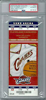 LeBron James Rookie 2003 (PSA) FULL Ticket Cleveland Cavaliers
