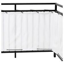 IKEA DYNING WHITE Balcony privacy screen OUTDOOR SHADE SUN WIND SHIELD NEW FRESH