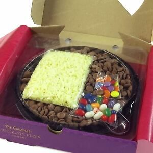 Design Make Your Own Gourmet Chocolate DIY Pizza Christmas Gift Kids Craft Kit
