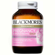 Blackmores Pregnancy & Breast-Feeding Gold - 180 Capsules