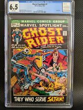Marvel Spotlight #7 CGC 6.5 WP Early Ghost Rider Appearance
