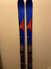 Atomic B4 ATF Skis 169 Cm With Atomic CR 614 Bindings