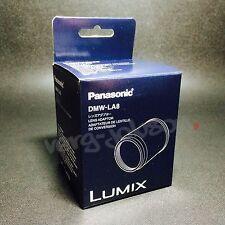 LUMIX DMW-LA8 Lens Adapter for Panasonic DMC-FZ70 w/ DMW-LT55 DMW-LC55 Original