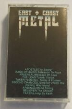 EAST COAST METAL / 1988 / Apostle RAGE OF ANGELS Arsenal BELIEVER Taker THE LEAD