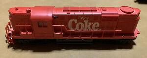 Coca Cola Train Engine - Untested
