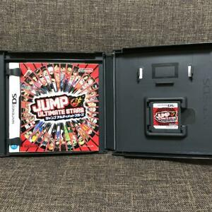 used Jump Ultimate Stars (Nintendo DS, 2006) - Japanese Version Game software