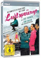 Aire saltos * DVD 13-diseñador serie con luis Trenker y Toni Sailer pidax nuevo