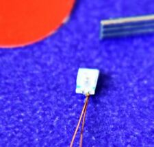YMQ0805R  20pcs RED 0.1mm Enameled Wired Pre-soldered SMD Led  Model DIY