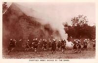 R249538 Chertsey Abbey Sacked by the Danes. Fleetway Press. Postcard