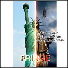 Fridge Fun Refrigerator Magnet FRINGE Fox TV Show - Statue of Liberty v: A