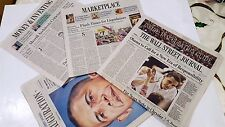 WALL STREET JOURNAL Jan. 20 2009 President Obama 44. Collector's Sold Out Issue