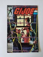 G.I. JOE A Real American Hero # 66 (1987) Marvel Comics GI Joe